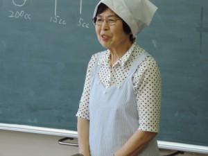 講師の平川玲子先生