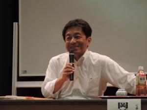 講師の岡崎光洋先生