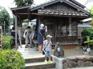 如己堂:自らも白血病と闘いながら、被爆者への救護活動に努めた永井隆博士が生前過ごした家