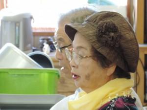 戦争体験をお話しいただいた山田さんと藤末さん
