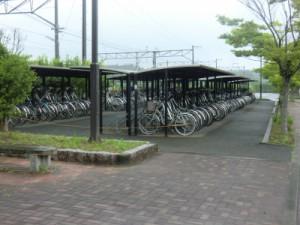 当時高校生の乗っていた自転車にはもう、誰も触ることができません