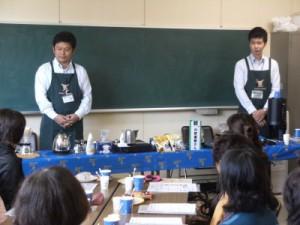 西森さんと内野さん
