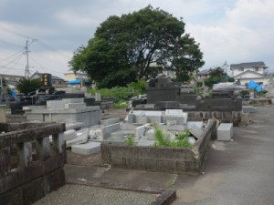 益城町木山地区(7月撮影)
