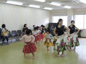 キッズフラダンス教室